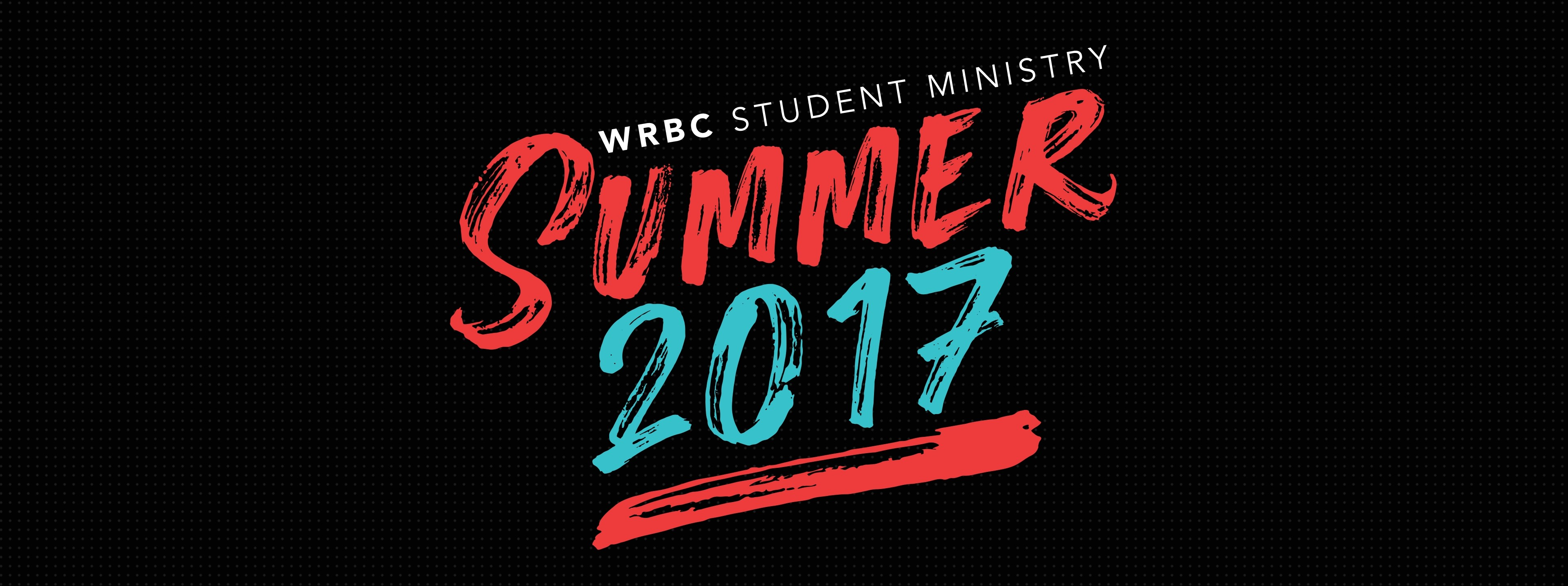 Summer-StudentMinistry